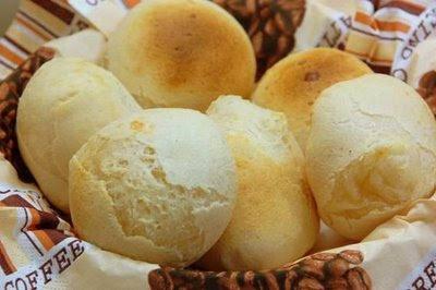 pães de queijo, ricette brasiliane, polvilho, ricotta stagionata