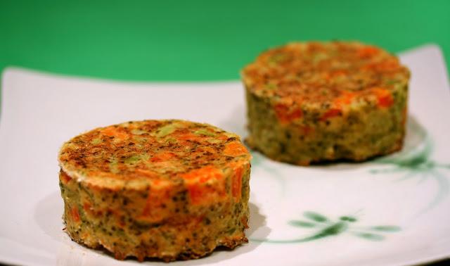 hamburge vegetali, verdure, carote, broccoli, patate, aperitivo