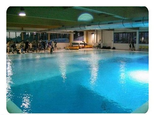 Fm 102 World 39 S Deepest Swimming Pool In Belgium