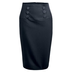 la falda perfecta la falda recta o de tubo