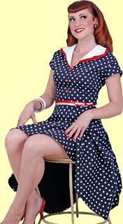 Retro 1950's Style