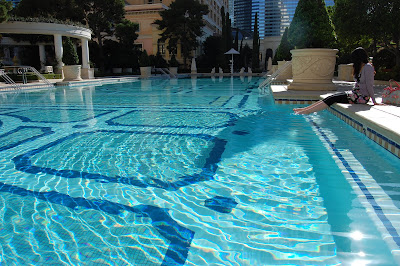 Bellagio Swimming Pool