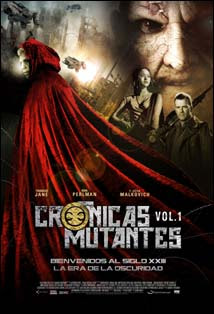 Crónicas Mutantes (Mutant Chronicles) Poster