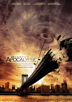 Filme Poster Quantum Apocalypse DVDRip H264 Legendado