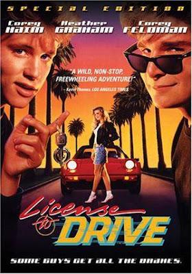 Sem Licença Para Dirigir [1987] DVDRip XviD Dublado