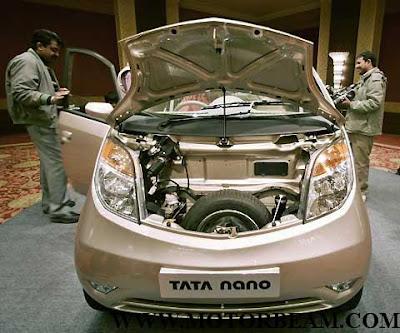 Worlds Cheapest Car Tata Nano