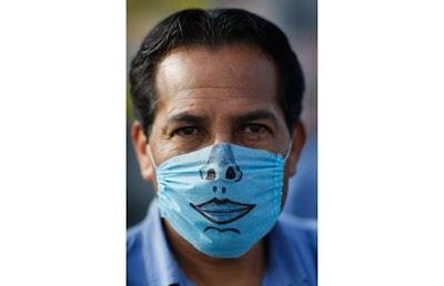 Swine Flu Protection Masks Personalized