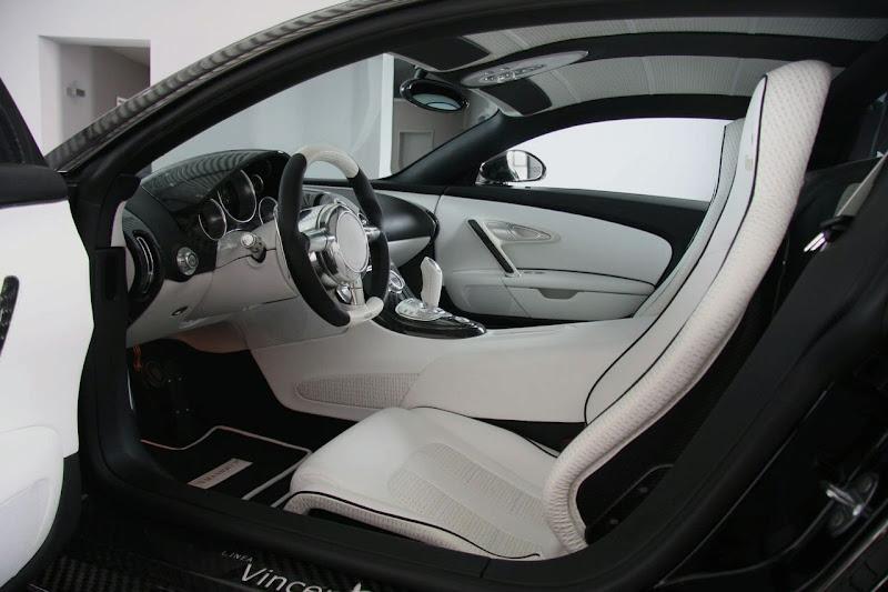 Mansory Bugatti Veyron Linea Vincero pictures interior