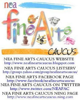 Visit the NEA Fine Arts Caucus Website
