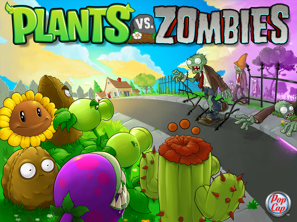Free Games Download : Plant vs Zombies Download