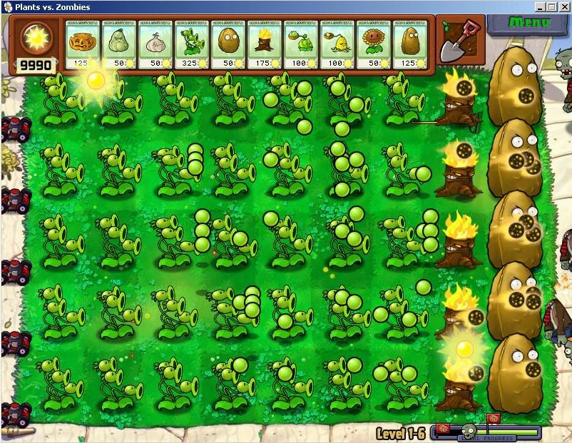 plant vs zombies online