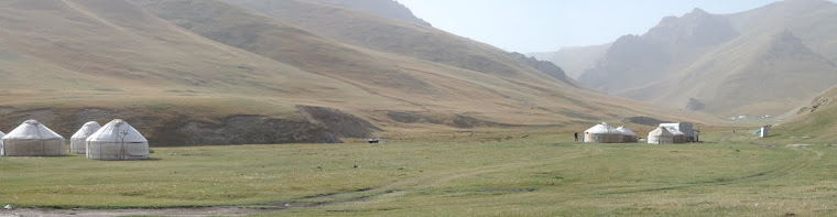 Tashrabat, Kyrgyzstan