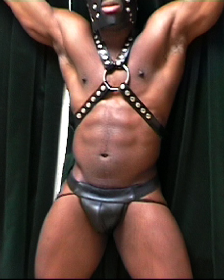 Black gay bondage