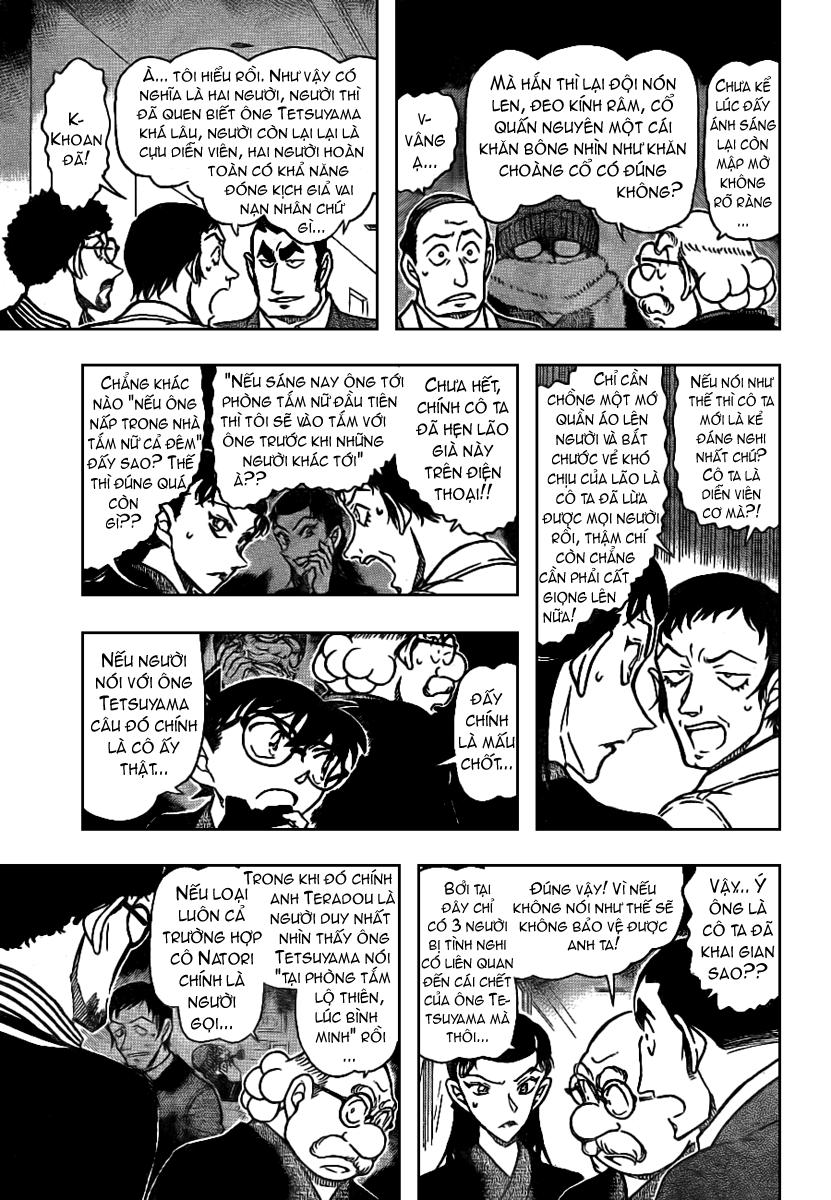 Conan-Thám Tử Lừng Danh trang 7