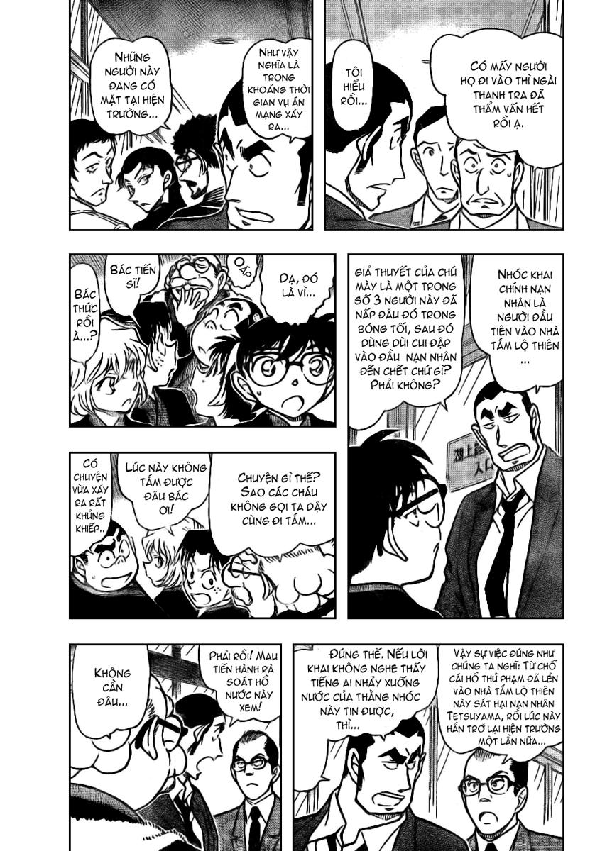 Conan-Thám Tử Lừng Danh trang 3