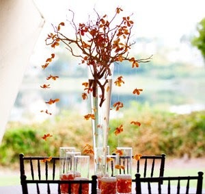 Centerpiece Ideas For Wedding Reception