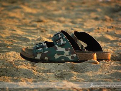 slapi de plaja
