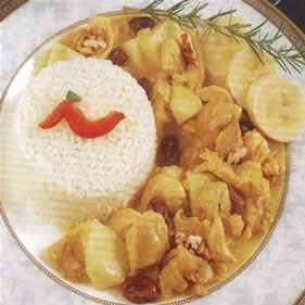 pollo en chicha