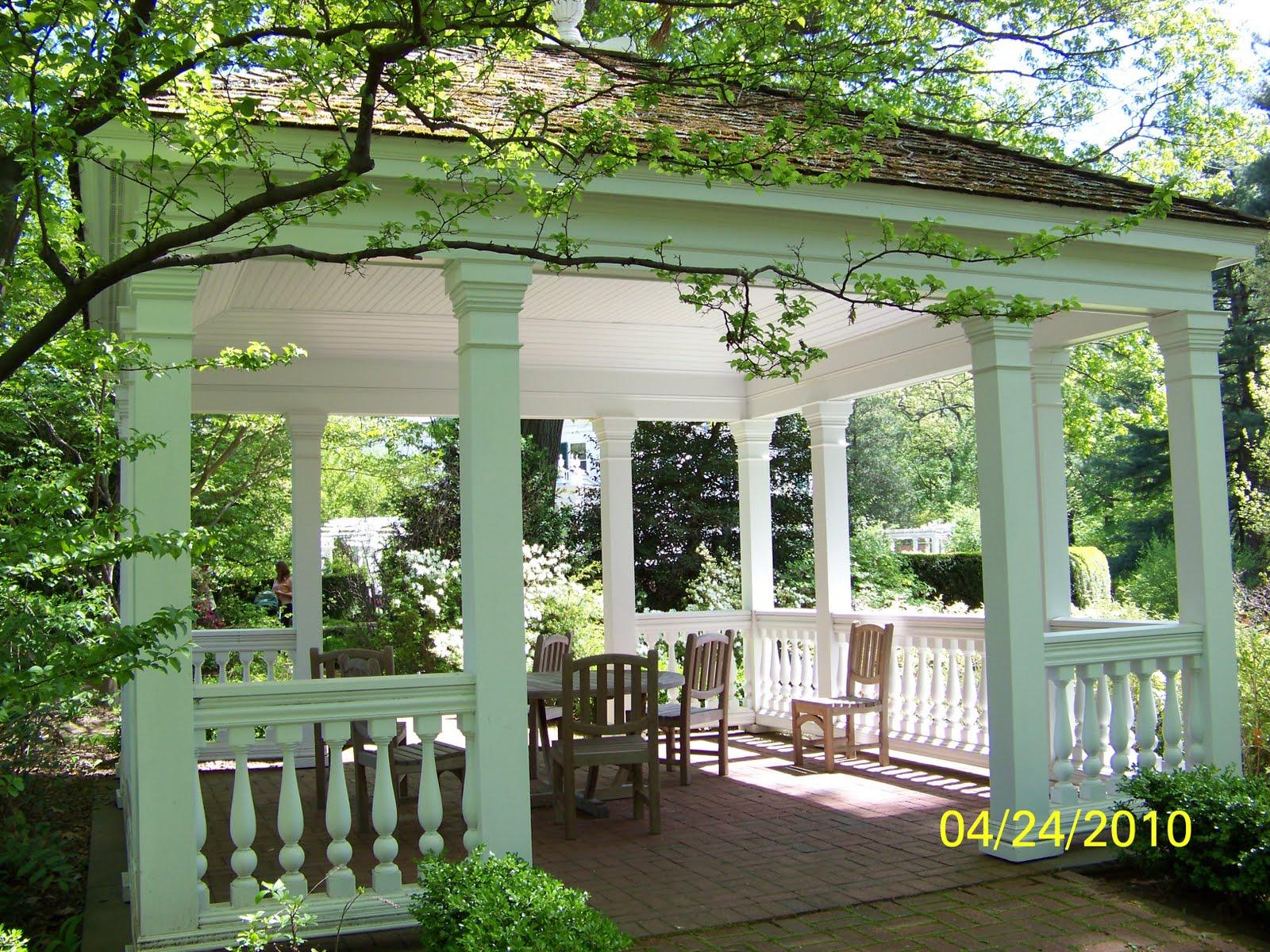 Up Frelinghuysen Arboretum Morristown NJ