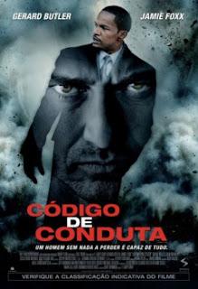 Filme Poster Código De Conduta DVDRip RMVB Dublado