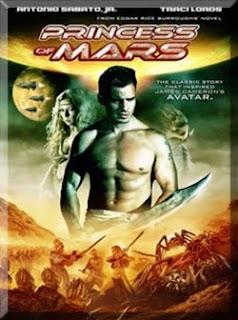 Filme Poster Princess of Mars DVDRip x264-DVSKY