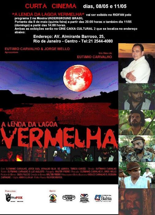 A LENDA DA LAGOA VERMELHO