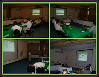 Fotos del curso OSBI Pentaho