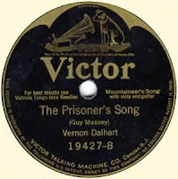 The Prisoner Song, Vernon Dalhart (Guy Massey)