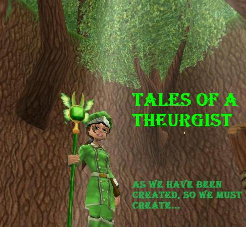 Tales of a Theurgist