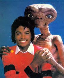 Michael & E.T.