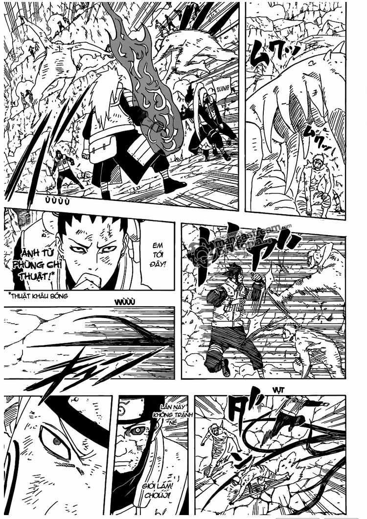 Naruto - Chapter 534 - Pic 5
