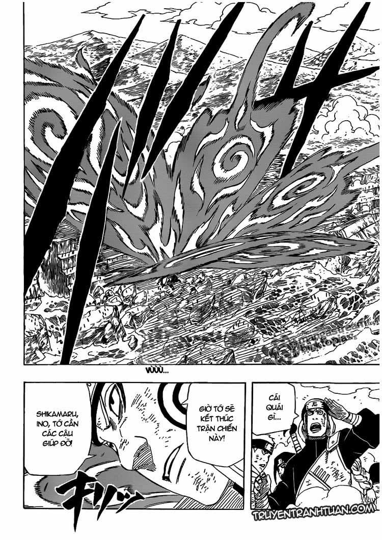Naruto - Chapter 534 - Pic 11