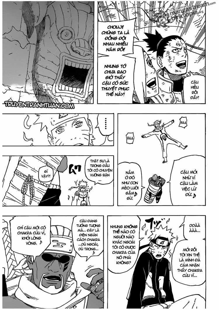 Naruto - Chapter 534 - Pic 12