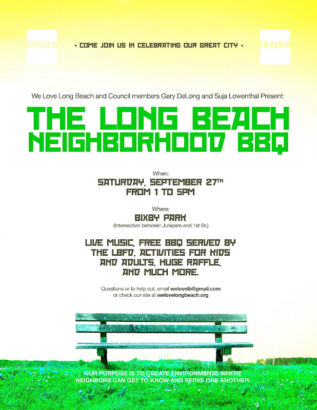 'We Love Long Beach', John Palsgrove, Long Beach