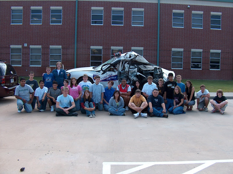 Drunk Driving Program at Magnolia High School