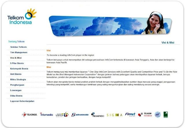 Telkom Indonesia (klik untuk menuju web)