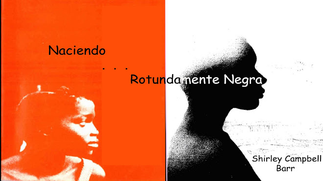 ROTUNDAMENTE NEGRA   Shirley Campbell Barr