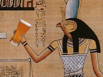 Ancient egyptian drink recipes