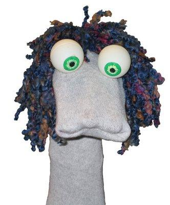 SOCK PUPPET TROLL