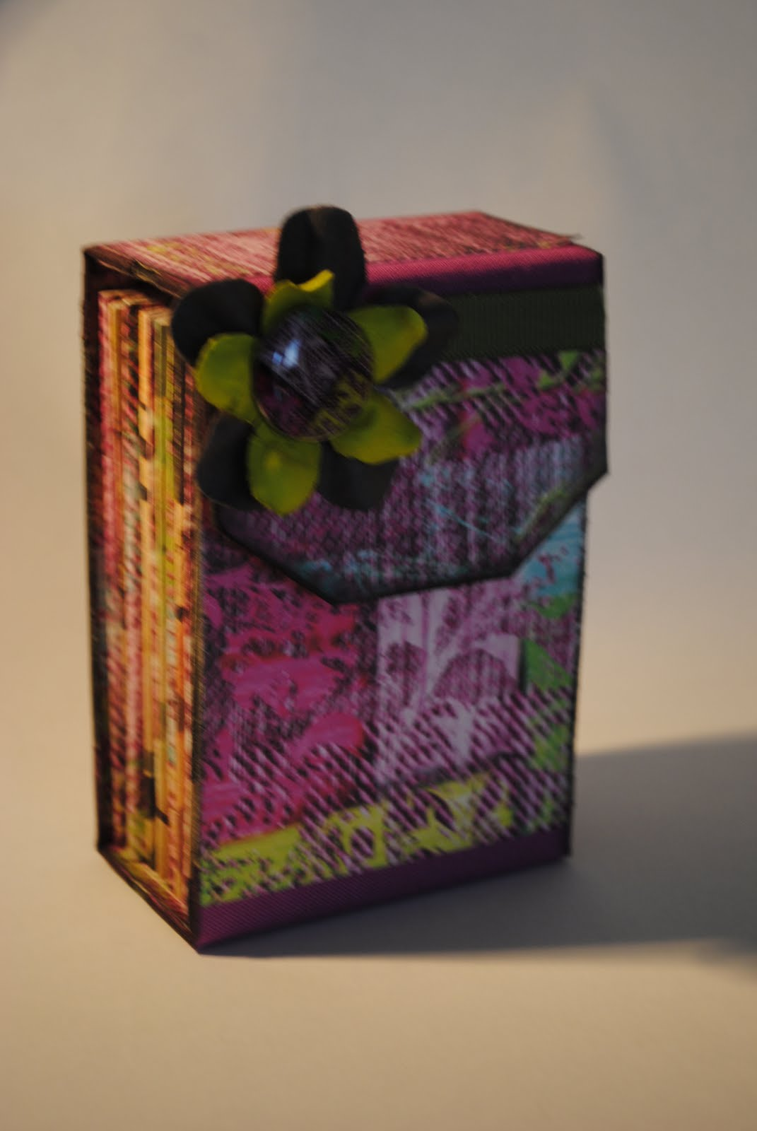scrapping makes happy klorollen mini album. Black Bedroom Furniture Sets. Home Design Ideas