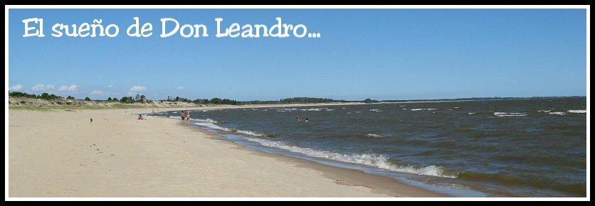 El sueño de Don Leandro