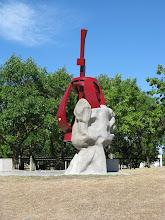 Monumento al mate