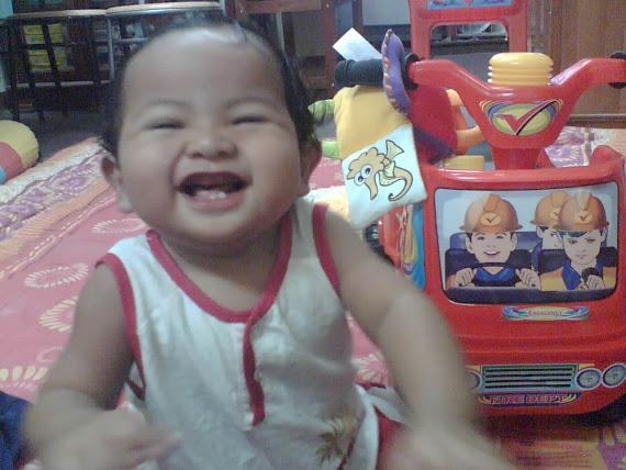 ULANG TAHUN ADAM (15/12/2009)