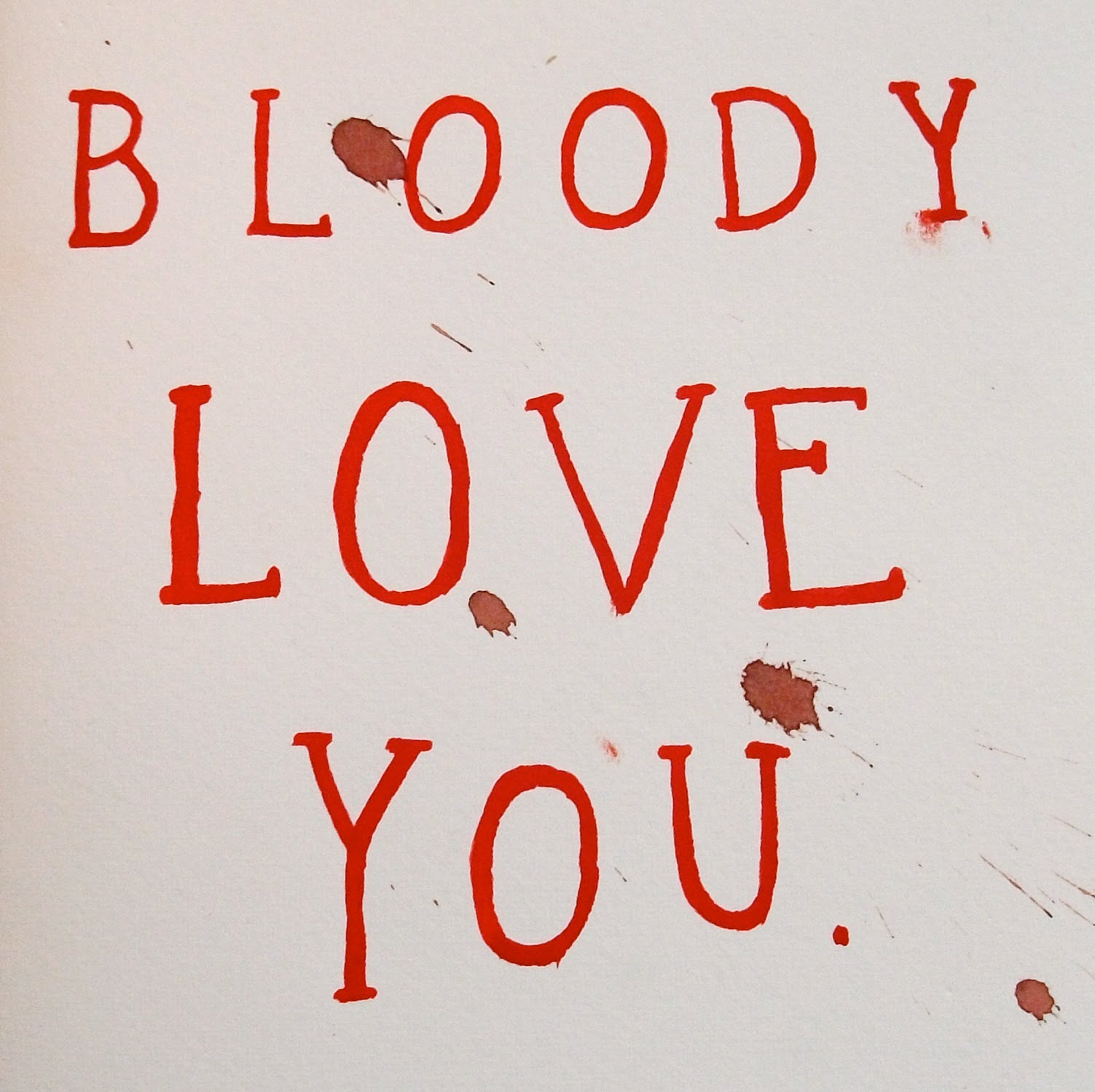 Bloody Love Wallpaper : Bloody Love Pictures