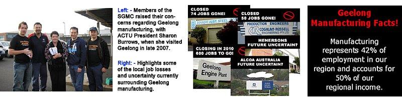 SGMC & Geelong Manufacturing