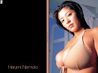 Harumi Nemoto Wallpaper 1024x768