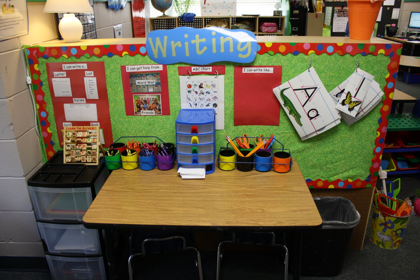 Classroom Center Ideas ~ The kimbrell family my classroom