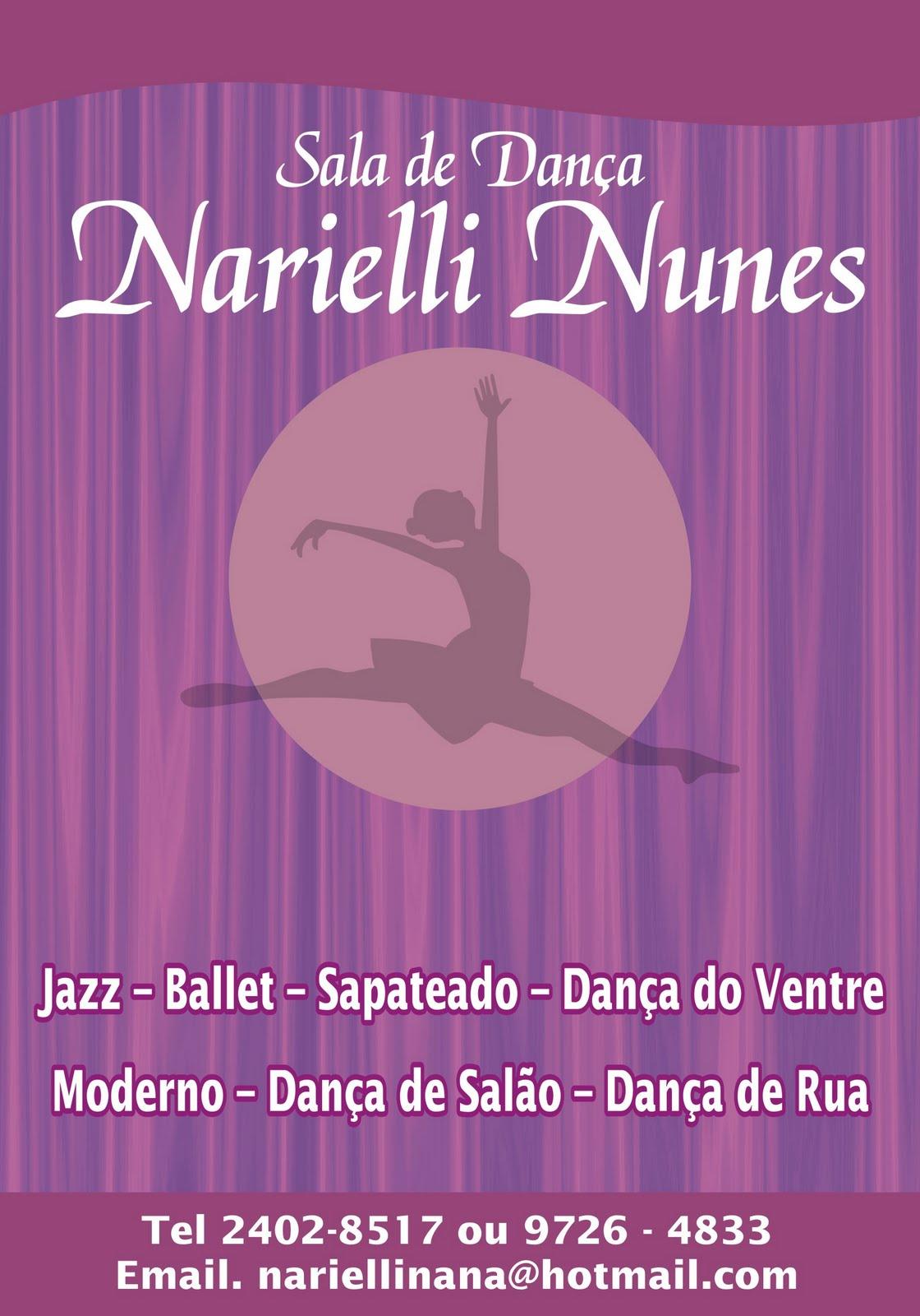 Sala de Dança Narielli Nunes