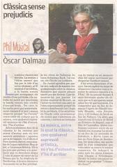 Article d'Òscar Dalmau a l'Avui