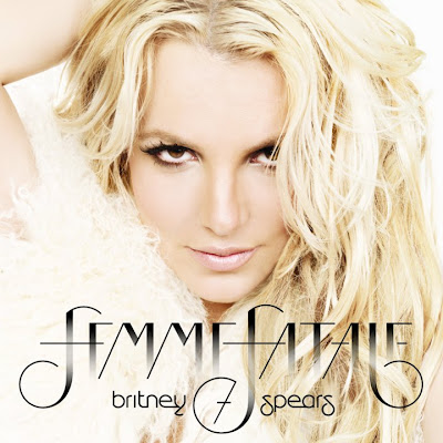 britney spears 2011 album cover. Britney Spears Shows Off